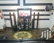 Philips Plasma TV 37 Inches And A Decorated Tv Stand. | Furniture for sale in Central Region, Cape Coast Metropolitan