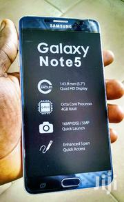 New Samsung Galaxy Note 5 32 GB Gold | Mobile Phones for sale in Ashanti, Kumasi Metropolitan