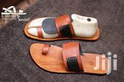 Quality Made in Ghana Leather Slippers and Sandals for All Occasion | Shoes for sale in Central Region, Effutu Municipal