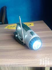 Crank Rechargeable Light With FM Radio | Home Accessories for sale in Greater Accra, Teshie-Nungua Estates