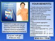 Cholesterol Reducer(Choleduz)   Vitamins & Supplements for sale in Greater Accra, Tesano