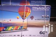 New Nasco 60 Inches Uhd TV Smart 4K Digital Satellite LED | TV & DVD Equipment for sale in Greater Accra, Accra Metropolitan