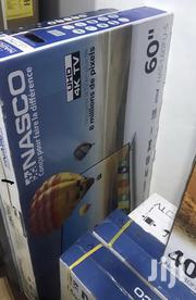 New Nasco 60 Inches Uhd Smart 4K Digital Satellite LED | TV & DVD Equipment for sale in Greater Accra, Accra Metropolitan