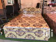 Nice Quality Inbuilt Double Bed | Furniture for sale in Greater Accra, Adabraka