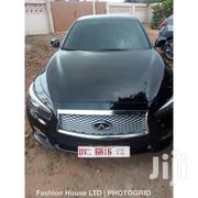 Infiniti Q 2017 Black | Cars for sale in Greater Accra, East Legon (Okponglo)