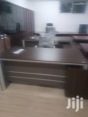 Executive L- Shaped Desk   Furniture for sale in Greater Accra, Kokomlemle