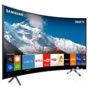 Samsung UA49RU7300 49-inch Curved Smart Wifi 4K UHD TV*2019 | TV & DVD Equipment for sale in Greater Accra, Accra Metropolitan