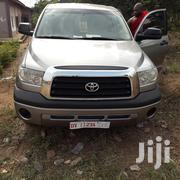 Toyota Tundra 2007 Limited Crew Max 4x4 Silver | Cars for sale in Greater Accra, Achimota