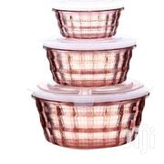 3pcs Plastic Storage Container | Kitchen & Dining for sale in Greater Accra, Accra Metropolitan