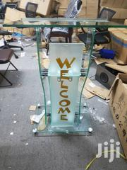 Clear Acrylic Pulpits | Furniture for sale in Greater Accra, Ledzokuku-Krowor
