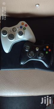 Xbox 360 With 2 Controllers-with Fifa 19 | Video Game Consoles for sale in Ashanti, Kumasi Metropolitan