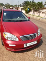 Toyota Corolla 2007 LE Red | Cars for sale in Greater Accra, Accra Metropolitan
