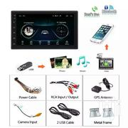 Universal Android Car DVD Player With Camera | Vehicle Parts & Accessories for sale in Greater Accra, Odorkor