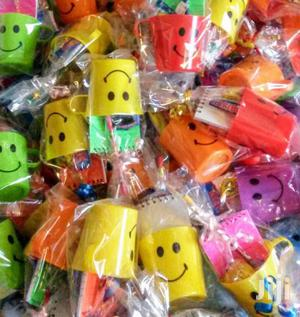 Children'S Smiley Cup/Birthday Gifts