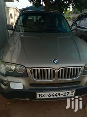 BMW X3 2008 3.0D Automatic Gold | Cars for sale in Greater Accra, Abelemkpe