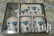 Bathroon Set Ceramic (4 Piece) | Home Accessories for sale in Greater Accra, Airport Residential Area