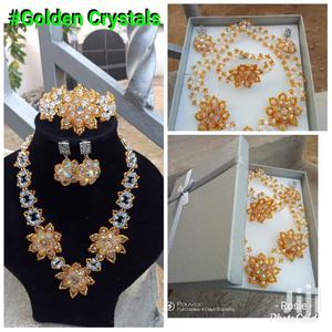 Golden Crystals Jewelries; A House Of Jewelries And More