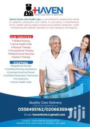 We Offer Home Health Care Services To Aged At Homes | Automotive Services for sale in Greater Accra, Kokomlemle