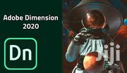 Adobe Dimension 2020   Software for sale in Greater Accra, Kwashieman