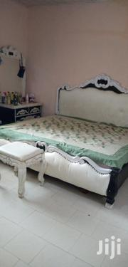 King Size Bed And Dressing Mirror | Furniture for sale in Greater Accra, Tema Metropolitan