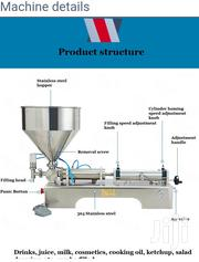 Semi Automatic Filling Machine | Manufacturing Equipment for sale in Greater Accra, Nungua East