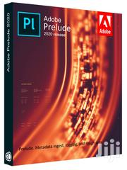 Adobe Prelude 2020   Software for sale in Greater Accra, Kwashieman