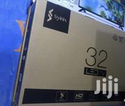 """New Syinix 32"""" HD Digital Satellite LED TV 