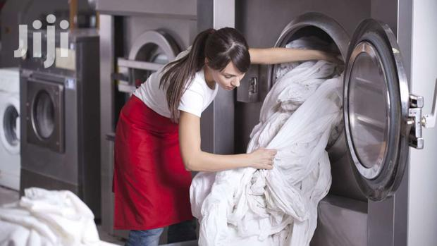 I Am Looking For Job As Laundry Attendant