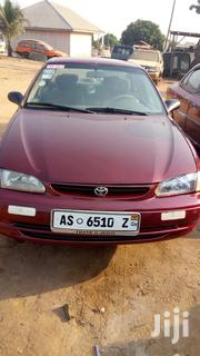 Toyota Corolla 1999 Automatic Red | Cars for sale in Ashanti, Kumasi Metropolitan