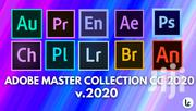 Adobe Master Collection 2020 | Software for sale in Greater Accra, Kwashieman