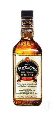Whisky Black $ Gold | Meals & Drinks for sale in Greater Accra, Osu