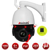 Auto Tracking 2mp HD Ptz IP Camera Poe 0X Zoom High Speed Camera H.264 | Security & Surveillance for sale in Greater Accra, Teshie-Nungua Estates