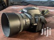 Nikon D5600 DSRL Camera With Nikon 50mm F1.8 Lens | Photo & Video Cameras for sale in Greater Accra, Achimota
