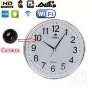Wireless Wifi  Security Clock Camera | Cameras, Video Cameras & Accessories for sale in Greater Accra, Airport Residential Area