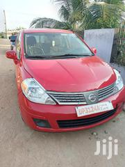 Nissan Versa 2009 Hatchback 1.8 S Red | Cars for sale in Eastern Region, East Akim Municipal