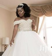 Beautiful Off- Shoulder Ball Gown | Wedding Wear for sale in Greater Accra, Korle Gonno