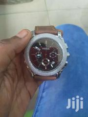 Fossil Brown Leather Watch | Watches for sale in Greater Accra, Achimota
