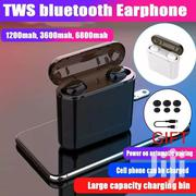 Wireless Bluetooth Earbuds With Power Bank | Headphones for sale in Greater Accra, East Legon