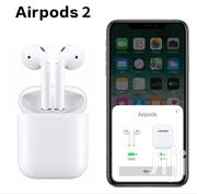 Airpods 2 With Wireless Charging Case | Headphones for sale in Greater Accra, Achimota