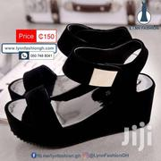 New Open Toe Platform Sandals High Heels Wedge Shoes | Shoes for sale in Greater Accra, Roman Ridge