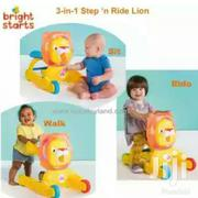 Bright Starts Ball 3 In 1 Lion Walker | Children's Gear & Safety for sale in Greater Accra, Achimota