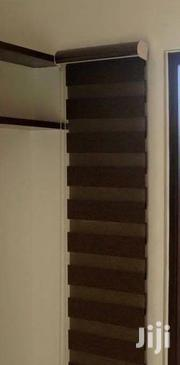 Wooden Brown Zebra Curtains Blinds | Home Accessories for sale in Greater Accra, Adenta Municipal