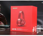 Sodo MH5 Wireless Headphone Twist-out Speaker 2in1 | Headphones for sale in Greater Accra, Ga East Municipal