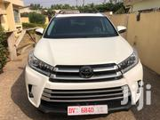 Toyota Highlander 2017 XLE 4x4 V6 (3.5L 6cyl 8A) White | Cars for sale in Greater Accra, Achimota