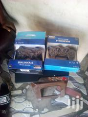 Ps3 With Two Controllers And 10 Free Games | Video Game Consoles for sale in Eastern Region, New-Juaben Municipal