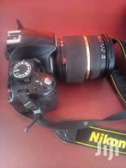 Nikon D3100 With 28mm -75mm Tamron Lens. | Photo & Video Cameras for sale in Greater Accra, Kwashieman