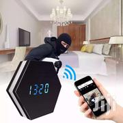 Digital Security Wireless Clock Camera | Security & Surveillance for sale in Eastern Region, Akuapim South Municipal