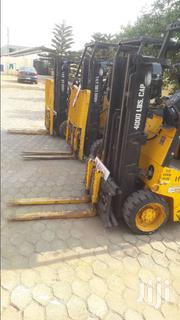 Electric Hyster E40XL-27 Electric 4 Wheel Sit Down - Eliftruck | Vehicle Parts & Accessories for sale in Greater Accra, Adenta Municipal