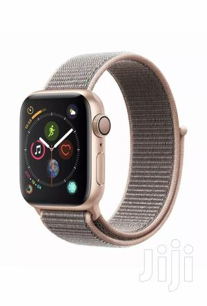 Apple Watch Series 4 Gold Pink Sand Sport Loop GPS + Cellular