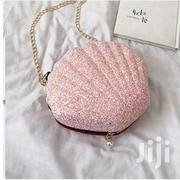 Shell Shaped Ladies Side Bag- Pink | Bags for sale in Greater Accra, Tema Metropolitan